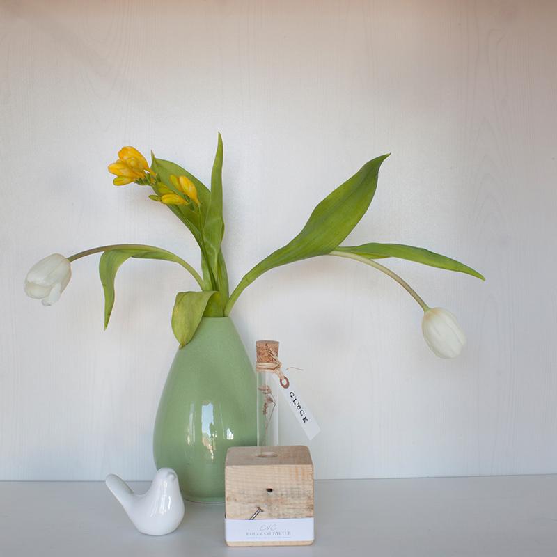 FÖRVANDLA - Kerzen- / Teelichthalter S