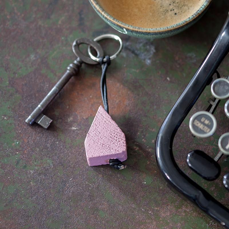 LYSEKIL - Schlüsselanhänger Rosé