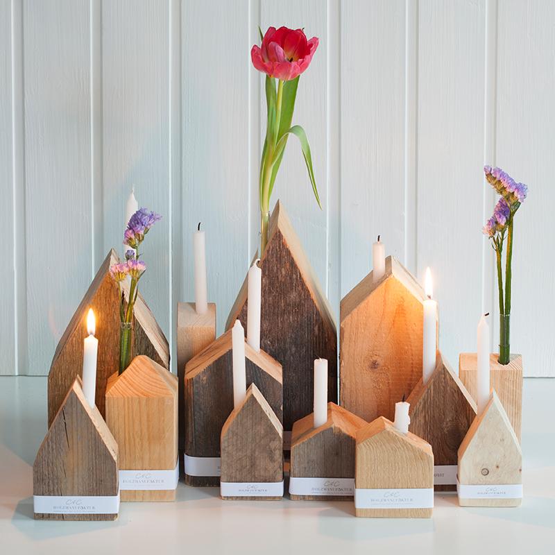 VINTERFEST - Kerzenhäuschen L