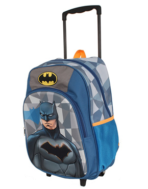 Batman-Trolley-Backpack