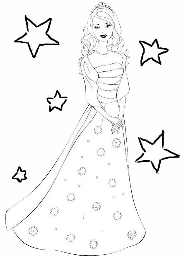 Malvorlagen Ausmalbilder Prinzessin 12 Ausmalbilder