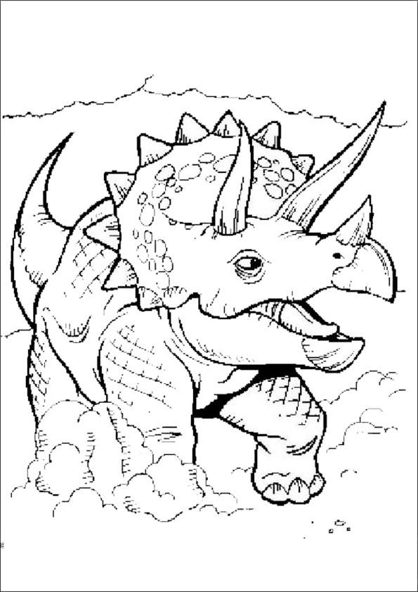 Ausmalbilder Dinosaurier 11 Ausmalbilder Malvorlagen