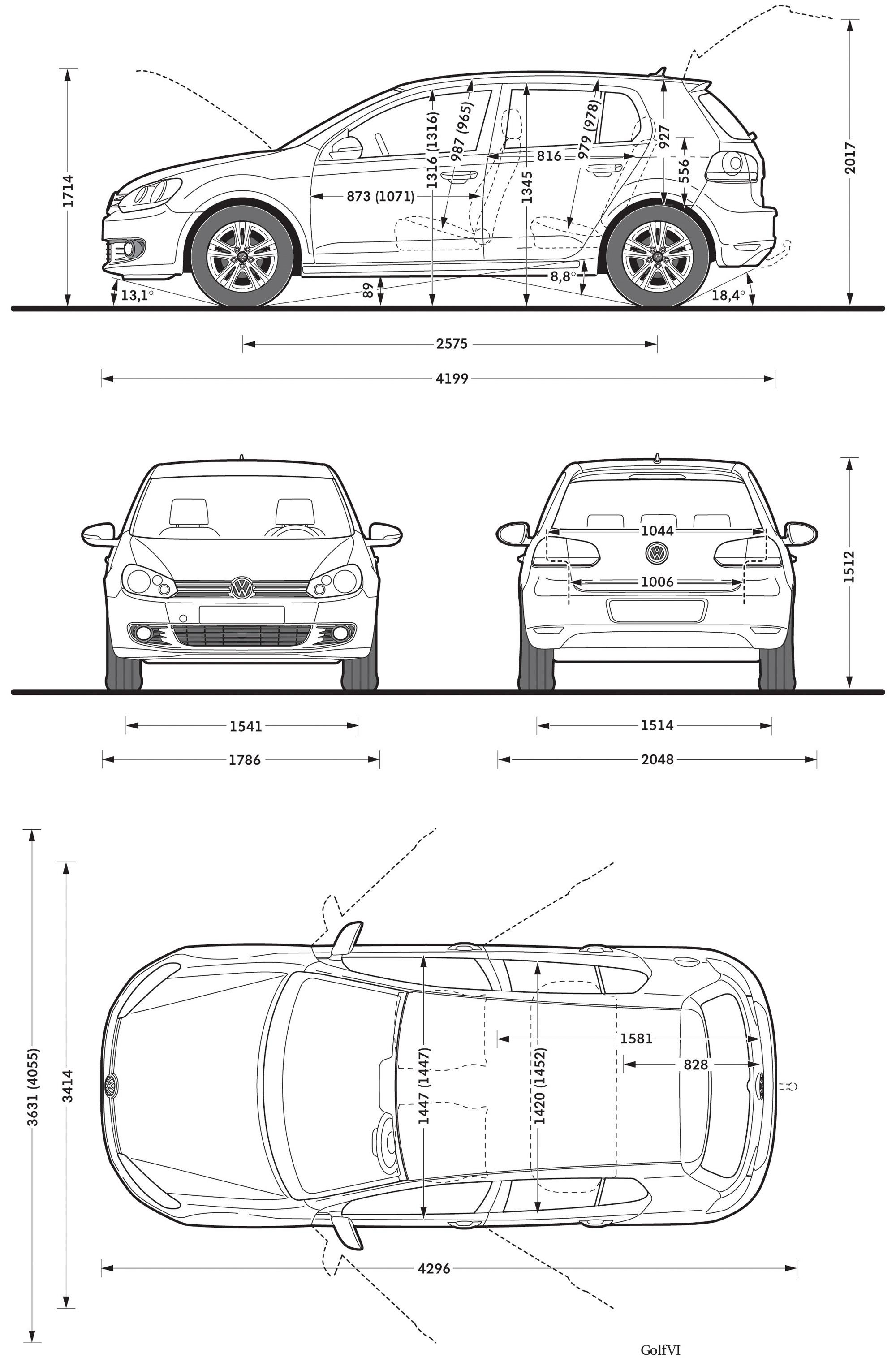 Ausmotive Volkswagen Golf Image Gallery