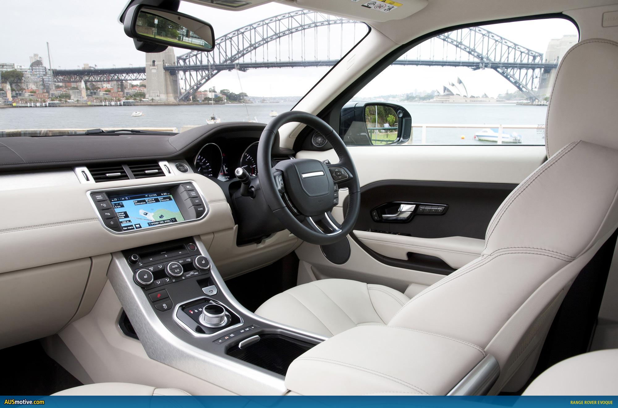 AUSmotive Range Rover Evoque – Australian pricing & specs