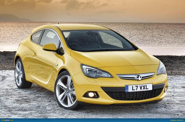 AUSmotive.com » 3 door Astra GTC being considered for ...