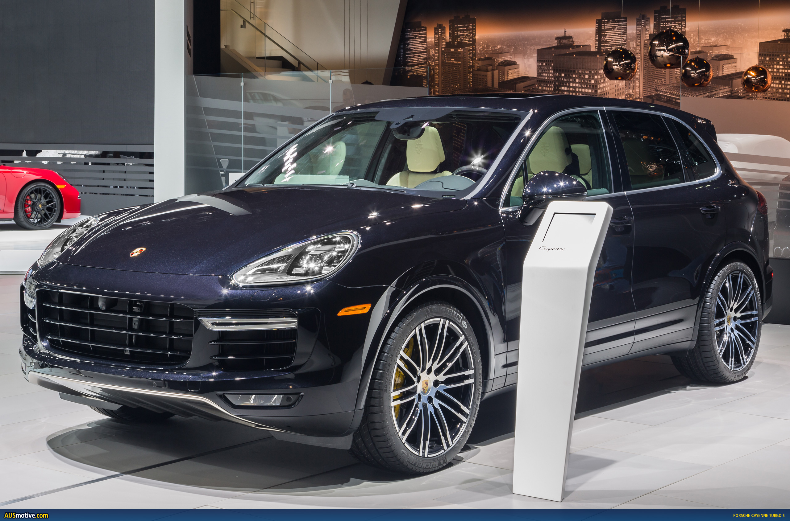 Porsche Cayenne Dealer