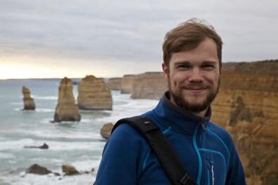 David in Australien