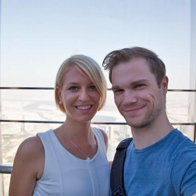 Burj Selfie