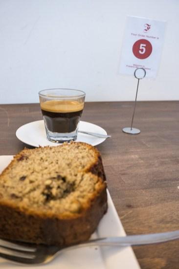 Frederix Micro Roasters - Kaffee und Kuchen
