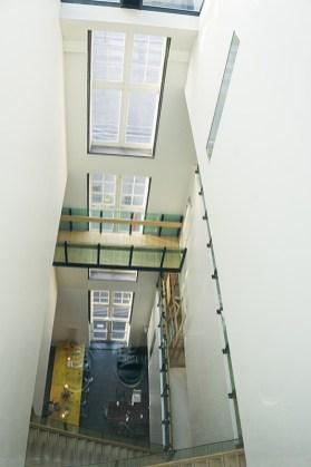 Ausblick im Lloydhotel