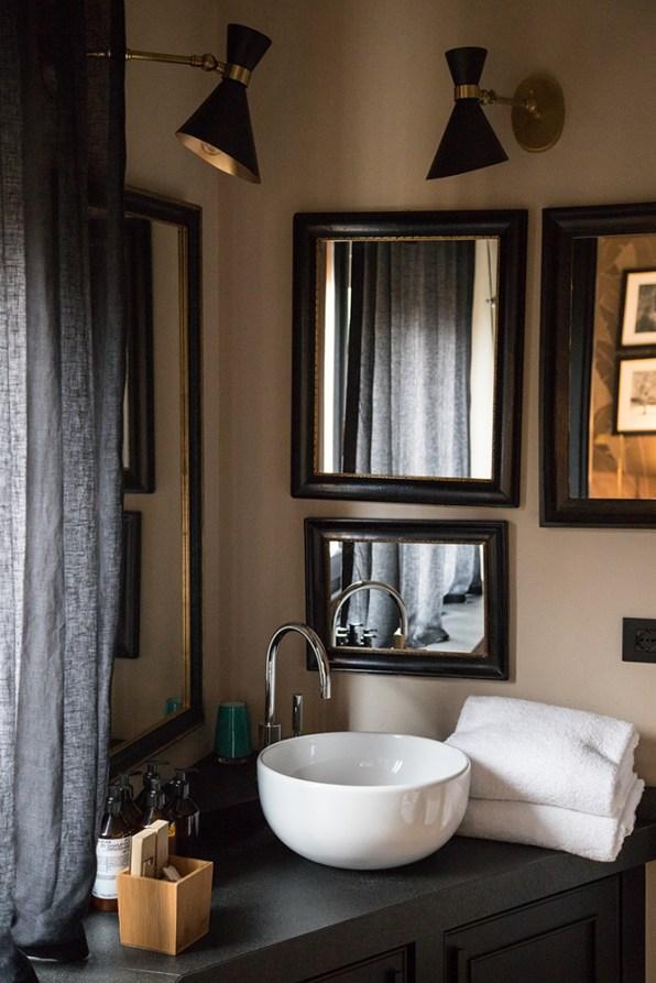 Badezimmer - Suite Fossey