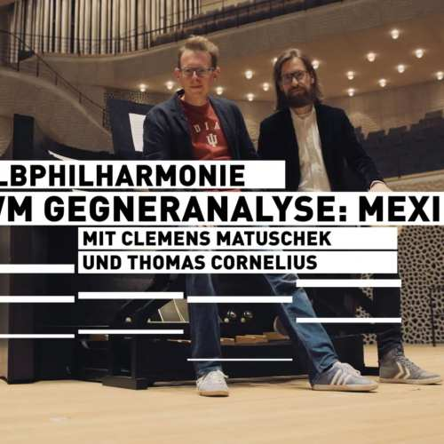 Elbphilharmonie WM Analysen