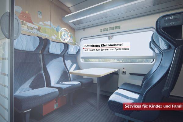 Deutsche Bahn ICE Werbefilm