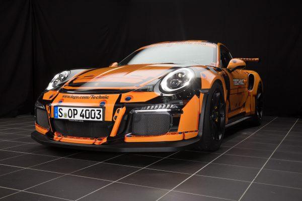 Porsche Making-Of