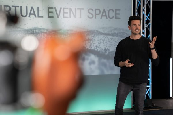 Virtual Event Space Hamburg