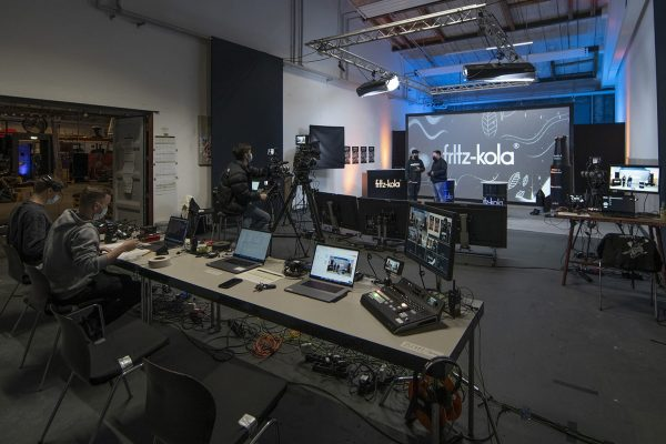 Livestream Studio Hamburg