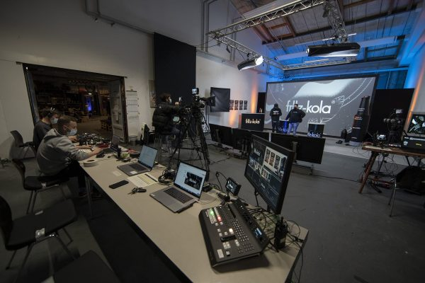 Virtuelle Show Produktion Hamburg