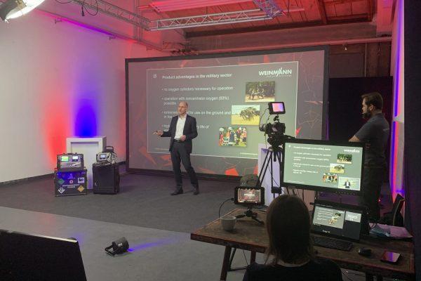 Livestream Studio Product Launch