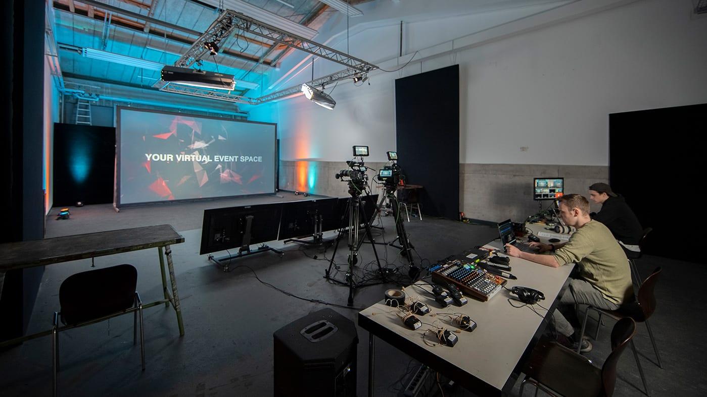 Digital Event Agentur Hamburg