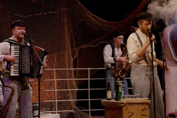 Livestream Produktion Theater Hamburg