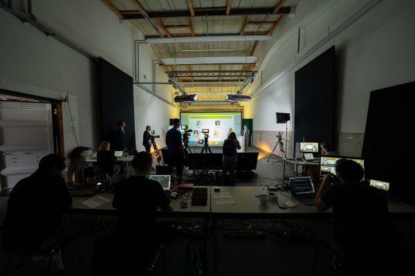 Hybrid Streaming Studio Hamburg