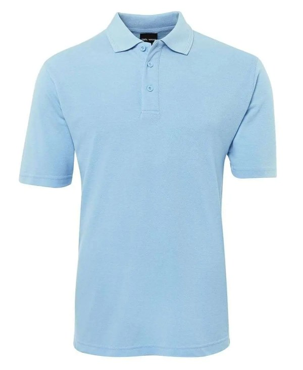 Polo Shirts - Light Blue