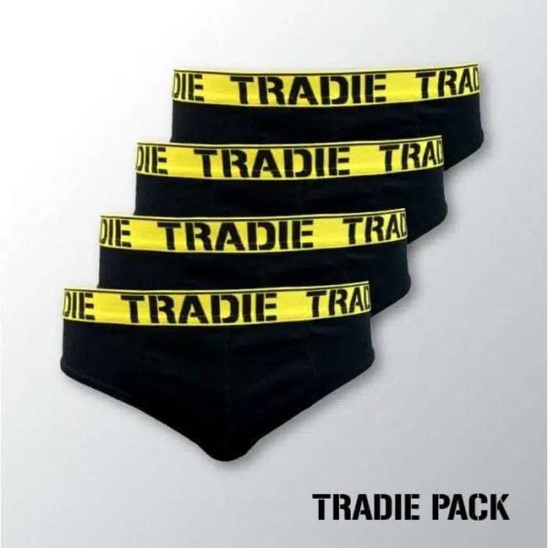 Tradies Briefs - 4 Pack - Very Comfortable Undies core pack
