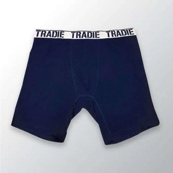 Big Fella Trunks by Tradies long leg navy