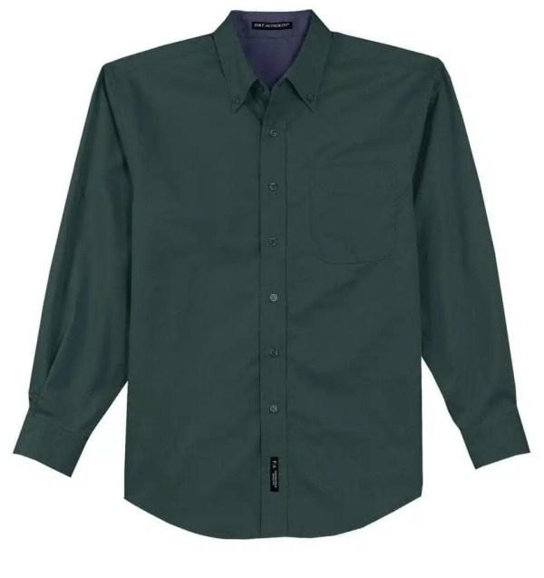 BBLS Dark Green