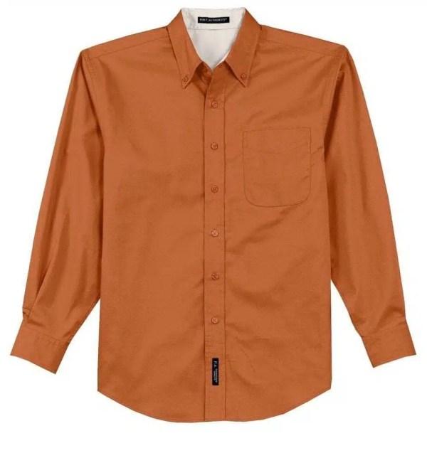 BBLS Texas Orange