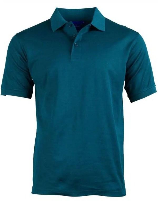 Cool Dry Polo - Ocean Blue