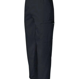 Unisex Scrubs Pants - Black