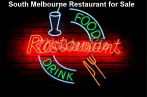 South Melbourne Restaurant for Sale