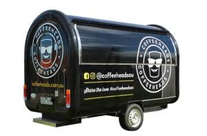 Mobile Coffee Trailer for Sale Melbourne