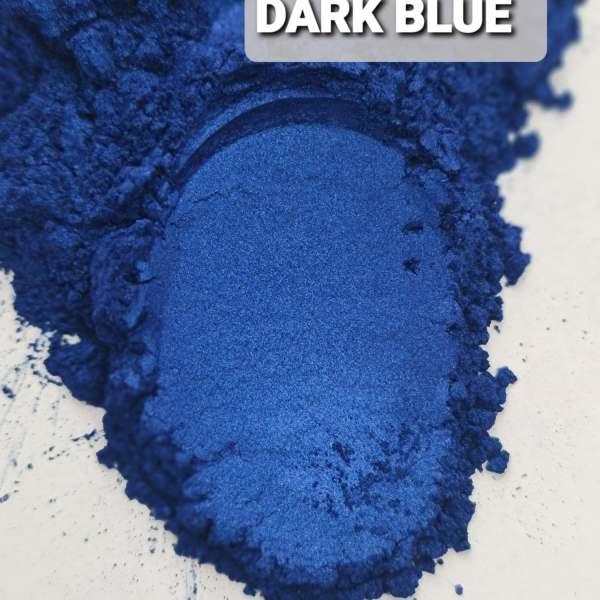 DARK BLUE- Aussie Camphor - Mica Pigment Powder