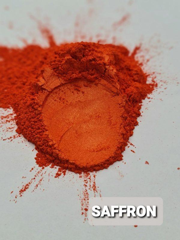 SAFFRON- Aussie Camphor - Mica Pigment Powder