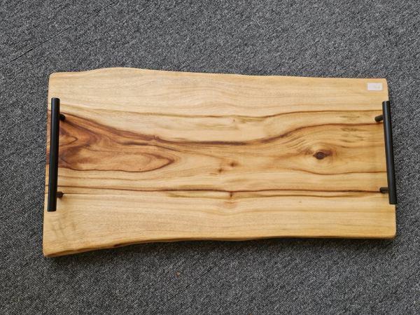 Serving Board with Handles-Aussie Camphor
