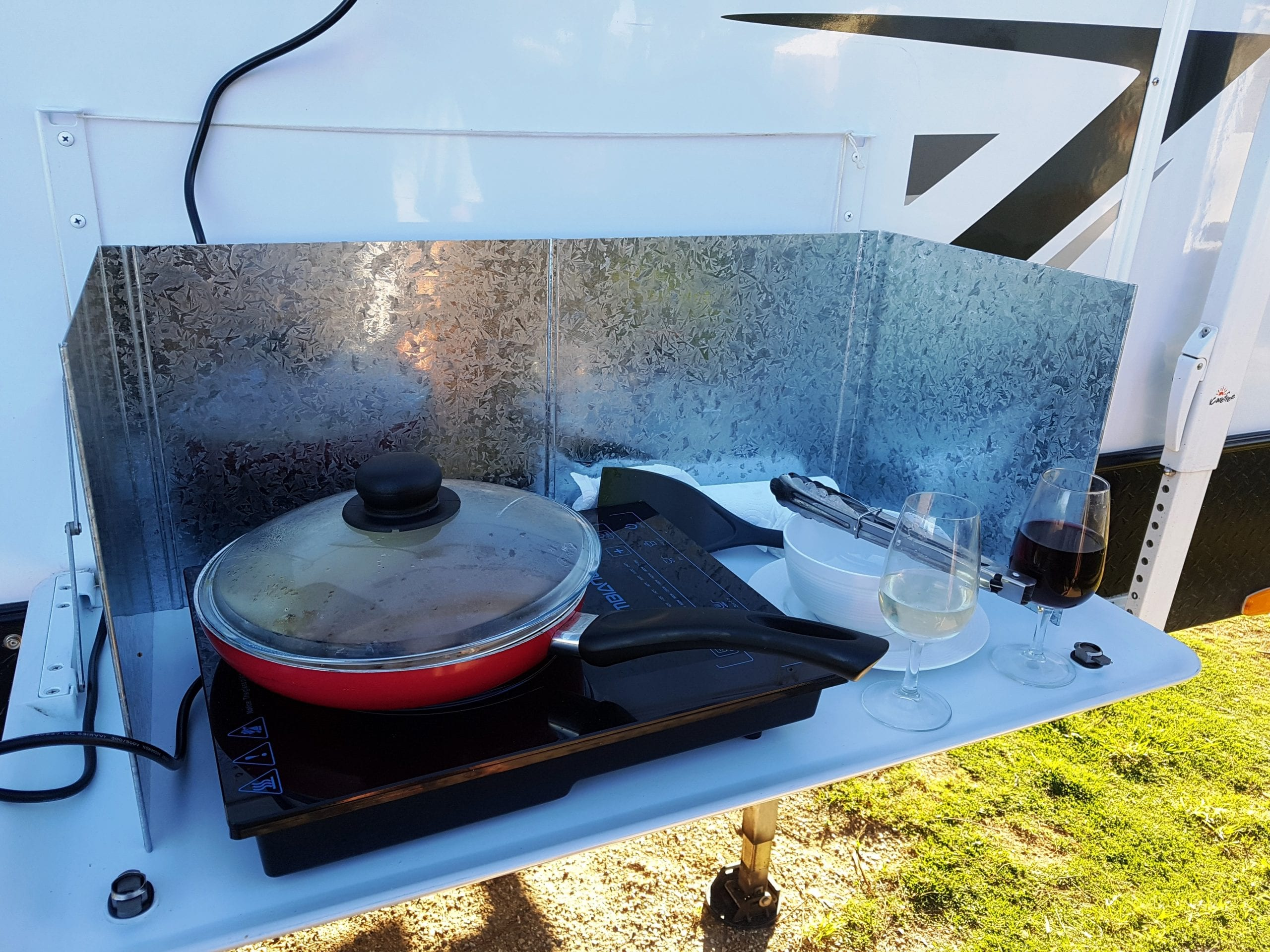 Cake Recipes In Induction Stove: Caravan Cooking With Aussie Caravanning Lifestyle