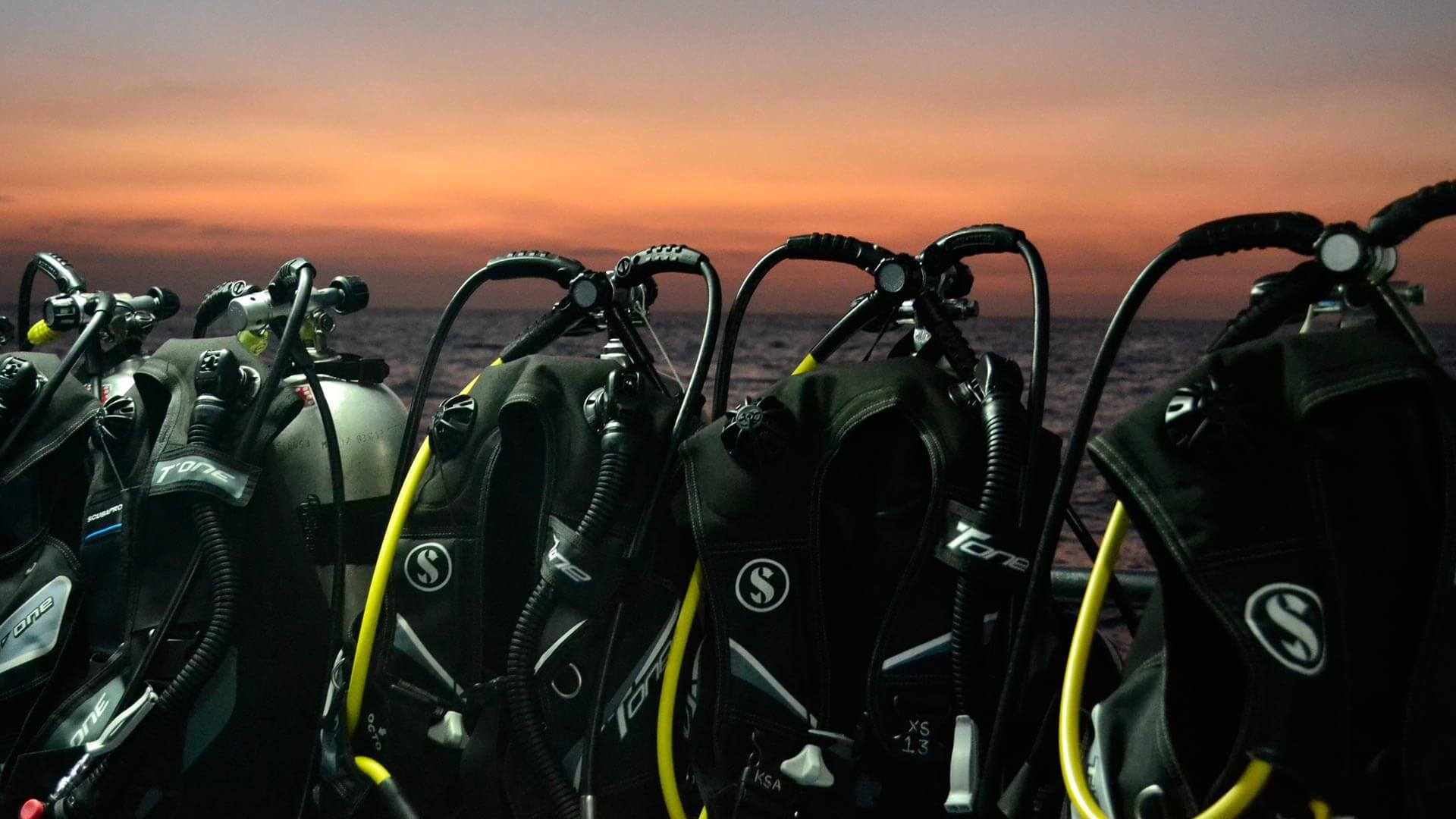 Scuba Diving Equipment Aussie Divers Phuket