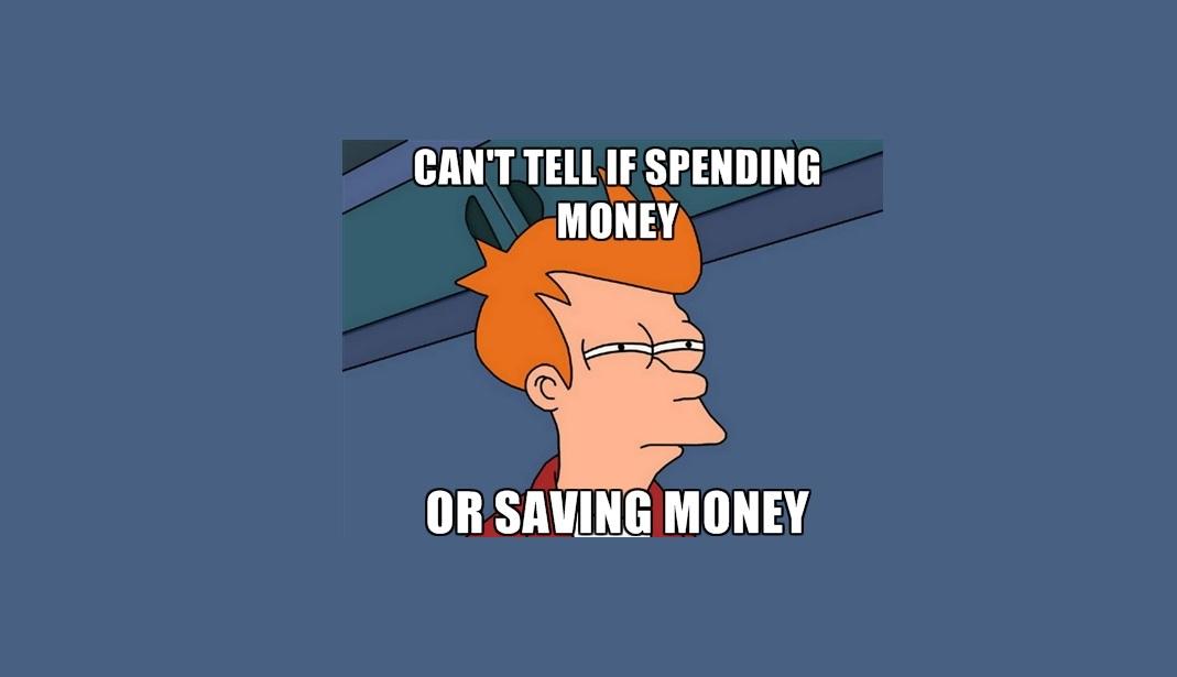 My Savings Rate 15/16