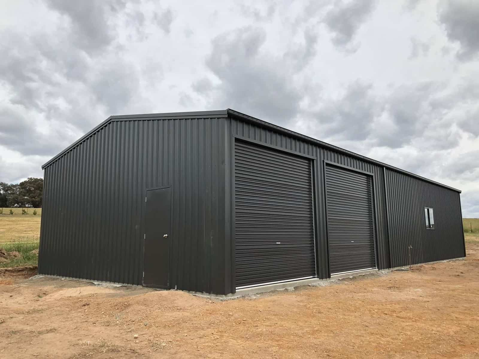 Farm Sheds FREE Quote