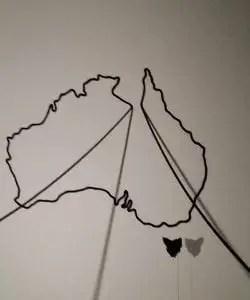 MONAs view of Australia