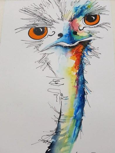 Emu chik