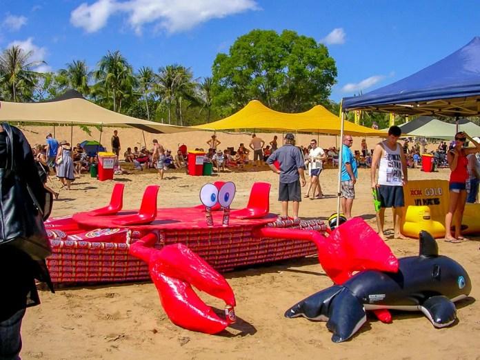 DIY Boats - Beer Can Regatta