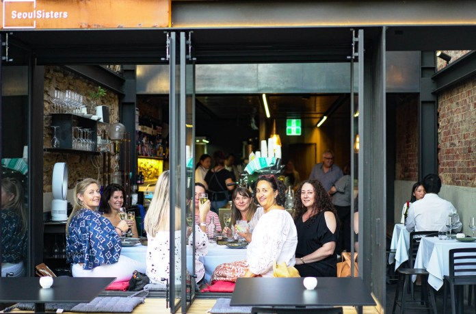 Where to eat in Adelaide - Seoul Sisters