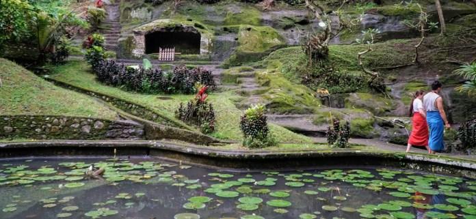 Goa Gajah Gardens