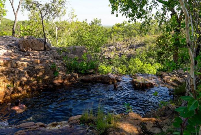 Tjaetaba Falls Walk - Litchfield National Park