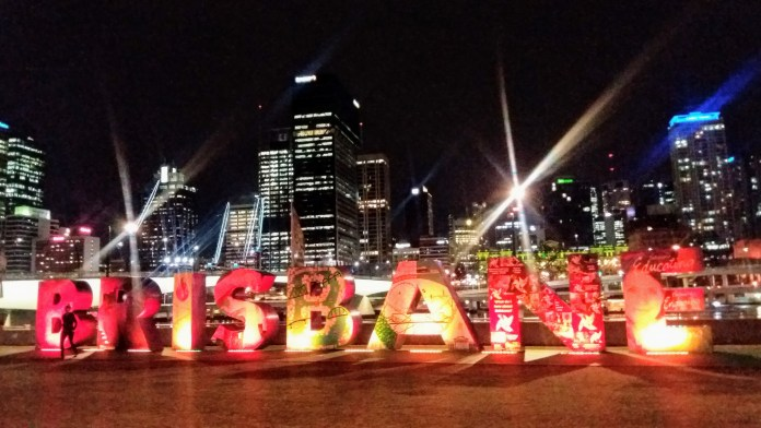 Southbank in Brisbane