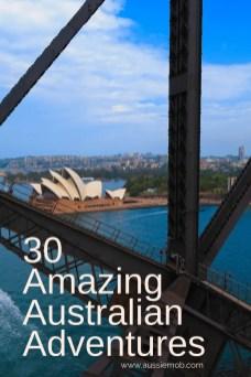Amazing Australian Adventures