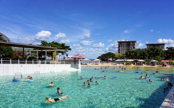 Waterfront Wave Pool